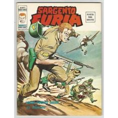 Vértice. Volumen 2. Sargento Furia. 09.
