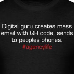 Digital guru T-shirt.