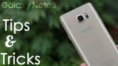 Galaxy Note 5 - Tips, Tricks & Hidden Features