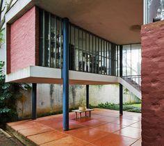 Clássicos da Arquitetura: Segunda residência do arquiteto,© Nelson Kon