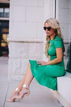 Edit by Lauren | going green Styled by @laurenlefevre