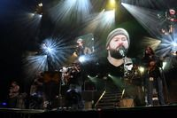 Zac Brown Band article about Gexa performance
