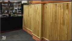 §§【最新製作-松木裝飾牆】§§  在歐美家居經常會看到使用木頭作為牆身裝飾,增加室內温暖的感覺。今次我們選用了美國花旗松木,做出來效果不錯哦!  www.edmundyip.com