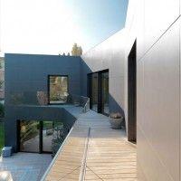 Sassuolo House by Enrico Iascone Architects