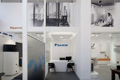 Daikin Hellas's new retail concept was conceived through a creative problem solving process & strategic analysis, yielding a unique retail experience Retail Concepts, Retail Experience, Lead The Way, Group