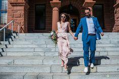 Santa Ana Courthouse Wedding | Abbey & Mike