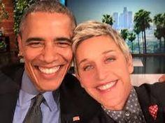 FULL INTERVIEW Ellen Show FEB12_16 OBAMA On ELLEN In HISTORIC VISIT As 1st SITTING PRESIDENT On Show - YouTube