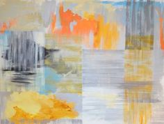 "Saatchi Art Artist Nadia NL; Painting, ""Criss-Cross II"" #art"