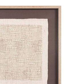 Framed Fabric Art, Fabric Wall Decor, Diy Wall Decor, Framed Art, Textured Canvas Art, Abstract Watercolor Art, Texture Art, Diy Art, Fiber Art