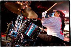Carter Beauford, Dave Matthews Band