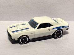 Hot Wheels 1968 Chevy Copo Camaro 2010 #HotWheels #Chevrolet