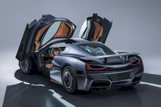 Rimac C_Two.