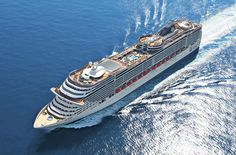 4 nuove mega navi per MSC Crociere