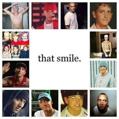 Eminem that smile!