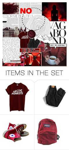 """""""Citra Terranova ;; meet me"""" by the-elite-fangirls ❤ liked on Polyvore featuring art, red and aesthetic"""