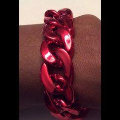 Red link bracelet Red link bracelet Jewelry Bracelets
