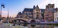 As one of Belgium's underrated destinations, Ghent is a MUST to explore! Come make the most of your trip with this ultimate walking route and things to do!