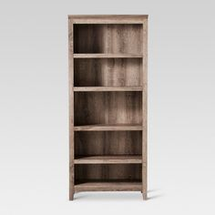 Find product information, ratings and reviews for Carson 5 Shelf Bookcase - Rustic - Threshold™ online on Target.com.