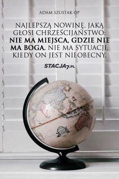 Zdjęcie użytkownika Stacja7.pl. God Is Good, Pray, Life, Gift Guide