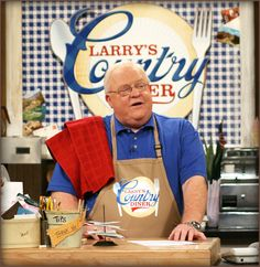 Larry's Country Diner on RFDTV; don't miss Nadine a truly funny lady.