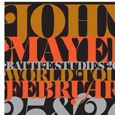 John MayerCo-Branded Projects | John Mayer NYC Serigraph by House Industries|Shop the John Mayer Official Store