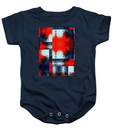 Baby Onesie - Abstract 473