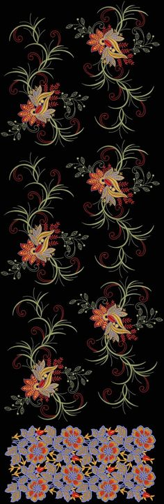 Latest Embroidery Designs For Sale, If U Want Embroidery Designs Plz Contact (Khalid Mahmood, +92-300-9406667) www.embroiderydesignss.blogspot.com Design# Dazy9