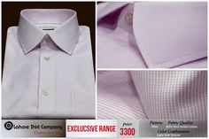 Lahore Shirt Company allows you to revamp your #wardrobe   with extremely high class custom dress shirts for your daily, #formal  and #occasional use.   Pick the best one and we'll #customize   that dress #shirt   right according to your own choice. We've gathered some most #selling   featured items in budget friendly prices on customer's huge demand.