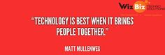Good Morning All! Have a nice day #Goodmorning #Quote #MorningQuotes #TechnologyIntegration #technology