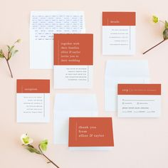 """""""Evermore"""" - Modern Wedding Invitations in Harvest by carly reed walker. Heart Wedding Invitations, Wedding Invitation Etiquette, Minimalist Wedding Invitations, Affordable Wedding Invitations, Wedding Favor Tags, Wedding Invitation Design, Wedding Stationery, Invites, Best Wedding Websites"""