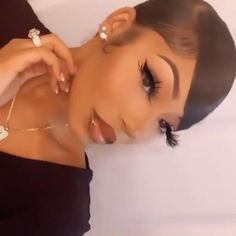 Baddie Hairstyles, Black Girls Hairstyles, Ponytail Hairstyles, Weave Hairstyles, Hair Ponytail Styles, Sleek Ponytail, Curly Hair Styles, Natural Hair Styles, Pelo Afro