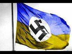 19 09 2014 Фашистский ЗОМБО БТР на улицах Славянска,история повторяется...
