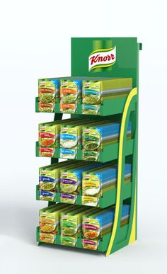 midan workshop: Visualization of stands for Knorr products