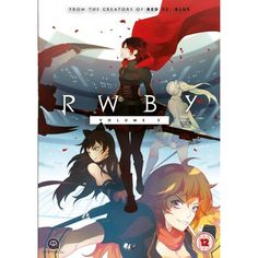 http://ift.tt/2dNUwca | Rwby: Volume 3 DVD | #Movies #film #trailers #blu-ray #dvd #tv #Comedy #Action #Adventure #Classics online movies watch movies  tv shows Science Fiction Kids & Family Mystery Thrillers #Romance film review movie reviews movies reviews