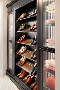 #Simple #decor accessories Affordable Home Interior Ideas Bedroom Closet Design, Bedroom Wardrobe, Wardrobe Closet, Wardrobe Design, Closet Designs, Walk In Closet, Shoe Room, Dressing Room Design, Dressing Rooms