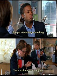 She's the MAN! I love this movie
