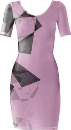 0000000P/Turbulation Bodycon Dress