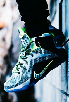 Nike LeBron XII 'Dunkman'
