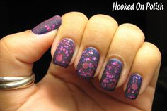 neon jelly sandwich polish | Hooked On Polish: It's Sandwichin' Time!