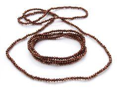 2 in1: Halskette & Armband (ein Artikel)