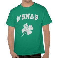 O'Snap T Shirt