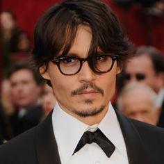 Johnny Depp - Timeless Hairstyles #johnnydepp #hairstyles #celebrities