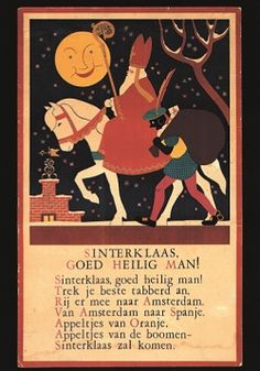 C8239 - Sinterklaas, Goed Heilig Man!