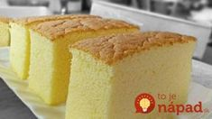 """Ogura cake, aka 相思蛋糕, hails from Batu Pahat , Malaysia. """"Ogura"""" is a Japanese surname; """"相思"""" means lovesick. Is there a love story behind th. Cheesecake Recipes, Cupcake Recipes, Baking Recipes, Cookie Recipes, Cupcake Cakes, Dessert Recipes, Baking Ideas, Cupcakes, Asian Desserts"""