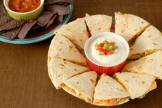 Buffalo Chicken Quesadillas | Tasty Kitchen: A Happy Recipe Community!