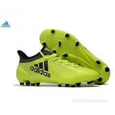 adidas X 17.1 FG AG ADIDAS S82286 MENS Fluorescent yellow black SALE  FOOTBALLSHOES c85406d758bcc