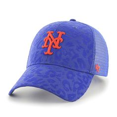 official photos 468f4 0d380 New York Mets Billie MVP Royal 47 Brand Womens Hat
