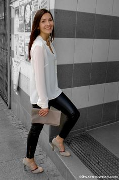 Het was je vermoedelijk al opgevallen dat leer erg trendy is deze winter. En dat is goed nieuws, want aansluitende leren broeken zijn lekker warm! Vandaag dan ook een blogje over de leren broeken. …