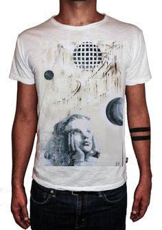 HERMAN EPIS - CHILD - T-Artist Collection - Author T-Shirt #doubleexcess #hermanepis #artist #art #artfashion #fashion #style #workofart #tshirt #tee #menstshirt #mensclothing #menswear #mensfashion #alternativetshirt #alternative #elegant #madeinprato #madeinitaly