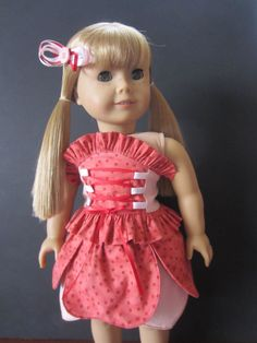 American Girl Disney Fairy Rosetta inspired outfit at SerendipiDboutique